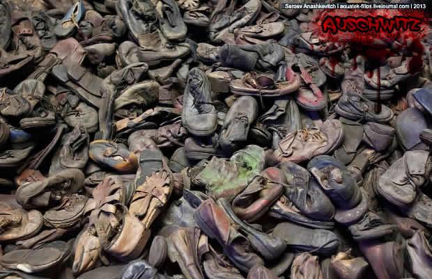 Auschwitz - Фотографии лагеря Аушвиц (Освенцим) Холокост