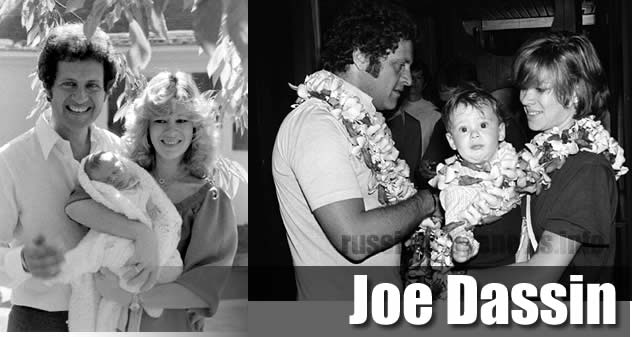 joe dassin wife