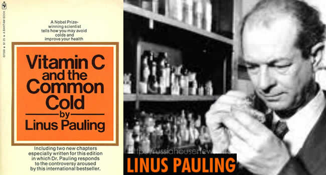 linus pauling vitamin c